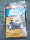 TAILOR MADE ADJUSTABLE NYLON MUZZLE DOGS