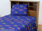 Florida Gators Sheet Set  White or Color Twin to King