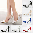 Europe Style Beauty Sexy Womens Pointy Toed Shoes High Heels 7 Color
