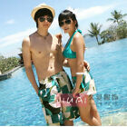 Men's Casual Beach Surf Board Sexy R Geometry Shorts Pants Trousers STK023-A