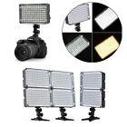 Aputure® AL-160 LED Camera Video Light Lighting For Canon Nikon DSLR Camcorder