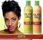 OLIVE OIL ORS SHAMPOO / CONDITIONER 12.25 fl.oz **SPECIAL OFFER* NEW LOOK *BEST*