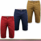 Boys & Mens Chino Shorts Summer Cotton Cargo Half Pants Casual Jeans Khakis New