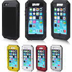 Waterproof Shockproof Aluminum Gorilla Metal Cover Case for iPhone 6 4.7''