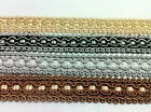 GIMP BRAID TRIM UPHOLSTERY , 20MM WIDE X1METER