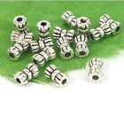250Pcs Tibetan Silver Bowknot Spacer Beads Fit Jewelry Making 6x3mm Free