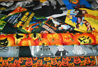 HALLOWEEN  GROUP2  SOLD BY THE HALF YARD