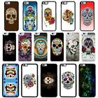 Sugar Skull Case Cover for Apple iPhone 6 & Plus - No.12