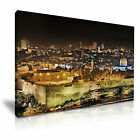 CITYSCAPE Europe Turkey 8 1L Canvas Framed Printed Wall Art ~ More Size