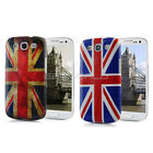 UK Flagge Hartschale Samsung Galaxy S3 I9300 Cover Haut Union Jack United