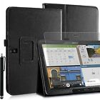 LEATHER SLIM STAND CASE COVER  SAMSUNG GALAXY TAB PRO 12.2 INCH SM T900 TABLET