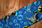 BATMAN male dog diaper belly band tapered ends 4 layers size xs-xxxx