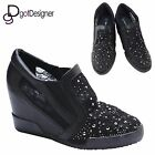 Womens Ankle Boots Shoes Mid Heels Animal Prints Short Faux Fur Heels Casual