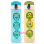 DISNEY MOSTERS UNIVERSITY 300ML STAINLESS STREET VACUUM FLASK WARM BOTTLE