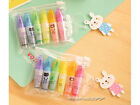 6 Colors Cute Little Nite Writer Pens/Marker Pens/Highlight Mini Pens Set AH002