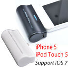 3000mAh Portable Power Bank Backup Battery Charger for iPod Touch 5 iPhone 5