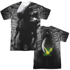 Alien - Alien Creature Double Sided Adult Sublimation T-Shirt