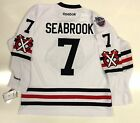 BRENT SEABROOK CHICAGO BLACKHAWKS 2015 WINTER CLASSIC REEBOK PREMIER JERSEY