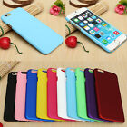 """Ultra Thin Matte PC Hard Back Case Cover Skin Shell For Apple iPhone 6 4.7""""/5.5"""""""