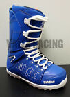New 13 / 14 Thirty Two 32 Lashed Snowboard Boots Blue Size 11