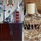 Mediterranean Decorative Nautical Fishing Net Beach Party Decor Nets hangings LD