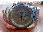 Hot Sell New style 2013 WATCHES STAINLESS STEEL WOMENS/MENS WRIST WATCH 3 COLOR