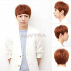 HOT perruque chouette Sexy cheveux hommes courts Perruques Cosplay fashion MW