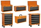 DJM Pro Tool Top Box Chest Storage Unit Cabinet Heavy Duty Ball Bearing Rollcab
