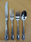 Oneida OCQ Stainless Steel Flatware USA Wordsworth Your Choice