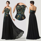 NEW Vintage Masquerade Cocktail Evening A-Line Dress Bridesmaid Ball Winter Gown