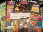 Leisure Painter UK Magazine Your Choice- 1996 OR 2009 Issues