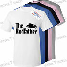The Rodfather, Hot Rods Kids T-Shirt New Boys Girls Tshirt Gifts Classic cars