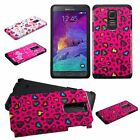 Color Sweet Cute Heart Lovely Pretty Hard Case Cover for Samsung Galaxy Note 4