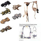 Tactical Shoulder Holster w/2 Mag Pouch for Glock Beretta Taurus Ruge SIG M-1911