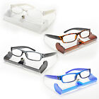 Women Men with Pouch Carrying Case & Stringer Combo Deal Readers Reading Glasses