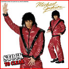 OFFICIAL DELUXE MICHAEL JACKSON THRILLER RRP £47.99 Fancy Dress Costume