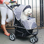 Gen7Pets Promenade Pet Stroller in Three Colors for pets up to 50 pounds G2340