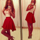 Sexy Women Fashion Sleeveless Dress Clubwear Cocktail Short Mini Dress