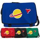 Lego Classic Space Messenger Bag - Retro Sheldon Cooper College School Shoulder