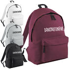 Danisnotonfire Backpack - Dan Howell Blog Fan Vlogger Unisex School College Bag