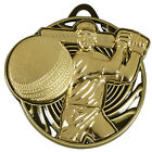 Cricket Vortex Medal Achievement Award FREE ENGRAVING With Ribbon AM928