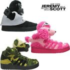 Adidas JEREMY SCOTT JS gorilla bear poodle casual shoes trainers NEW