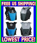 YAMAHA Flight Side Entry USCG Approved Life Vest Jacket BLUE GRAY BLACK 2015