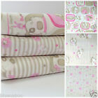 DOOGIE The dog fat quarter bundle & fabrics per half metre 100 % cotton