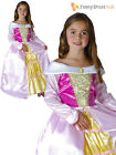 Age 4-11 Girls Sleeping Beauty Fairytale Princess Costume Book Week Fancy Dress