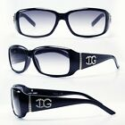 New Designer Fashion Reading Glasses Sun Reader Tinted Black Women Outdoor Style