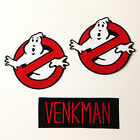 GHOSTBUSTERS DISCOUNT PATCH LOT SHOP - Low Price, UK Seller, Free Sticker & Post