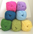 OREN BAYAN FAVORI 100% ACRYLIC ARAN WORSTED KNITTING WOOL YARN 100G