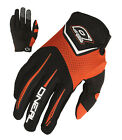 O'Neal Element Glove 2015 Handschuhe orange S M L XL XXL Motorrad Cross BMX MTB