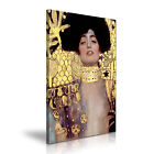Gustav Klimt Judith 1901 Canvas Modern Wall Art Deco 9 Sizes